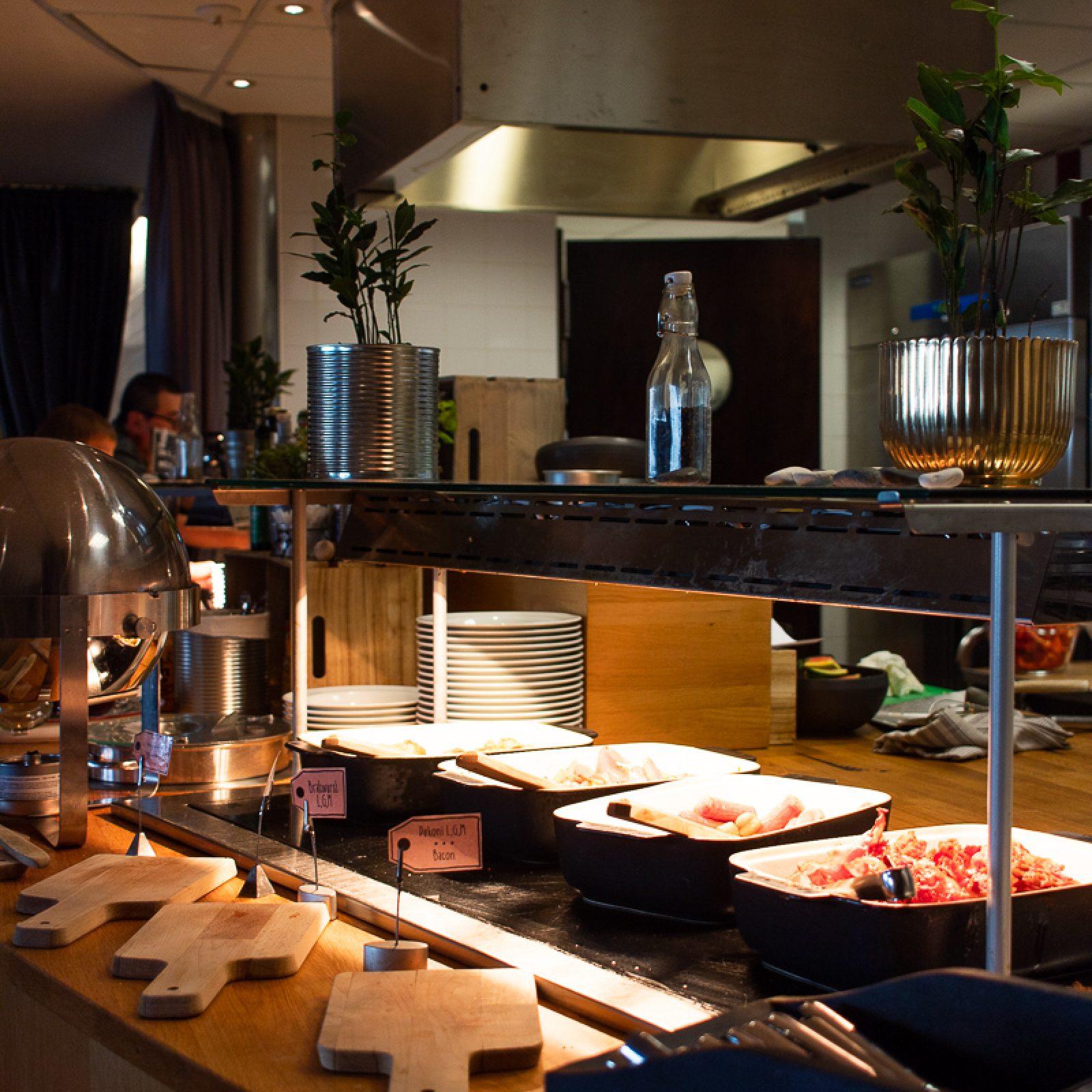 Radisson Blu Marina Palace Turku: Super Breakfast